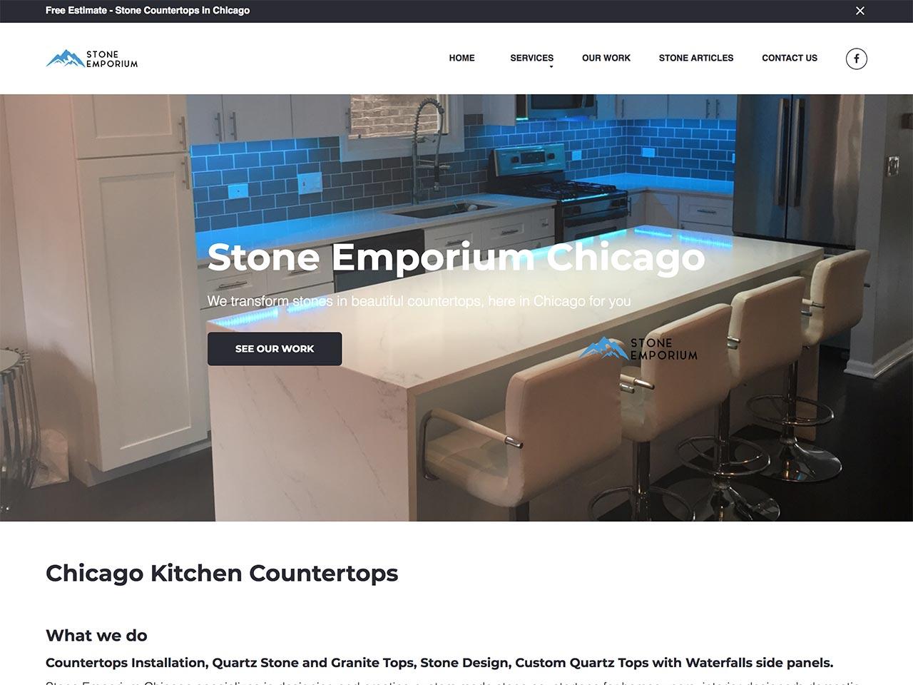 Website Designer Chicago